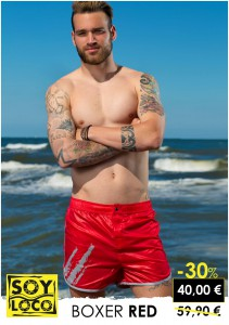 BOXER-RED